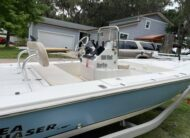 2015 Sea Chaser Flats Edition 180 Boat